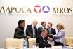 ОАО Алроса - Нюрба в первом квартале показало снижение чистой прибыли.